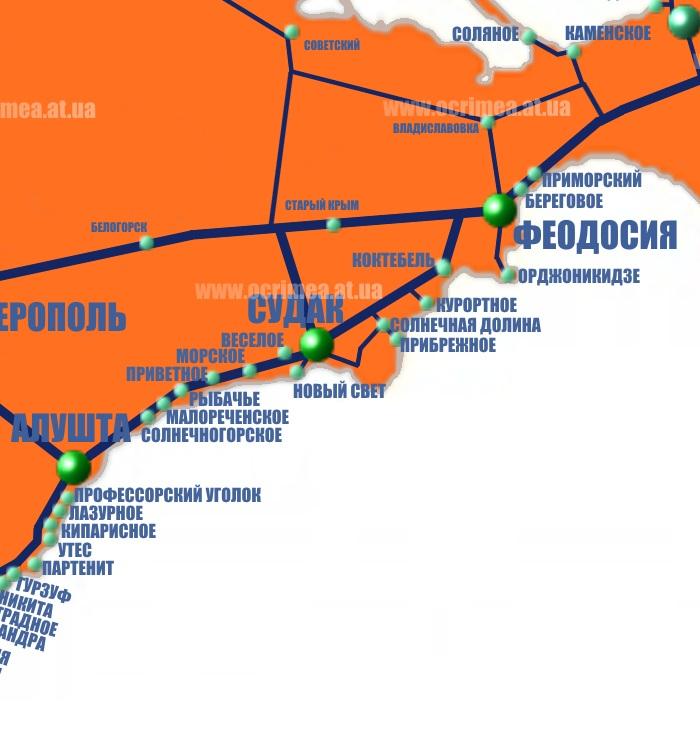 Iii юго восточный крым
